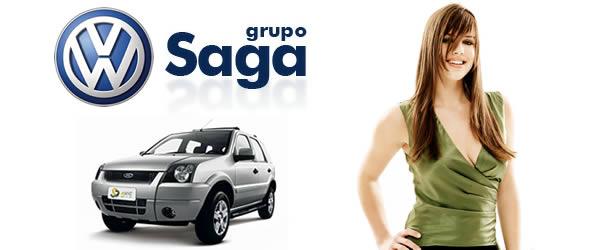 A Saga Veículos consolidou-se como uma marca forte.