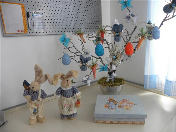 decoracao sala de leitura na escola: de fazer para decoração de escola de sala de aula na Páscoa