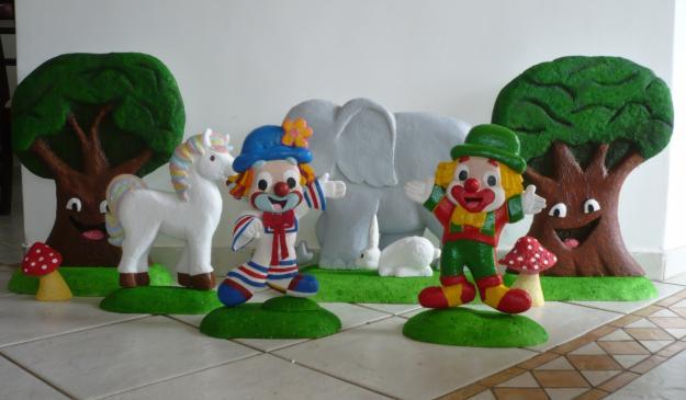 Decora    O De Festa Infantil Patati Patat