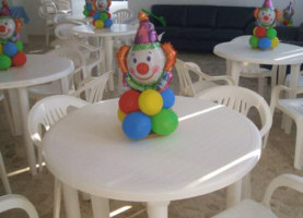 arranjo de centro de mesa para festa infantil Centro de mesa para festa infantil