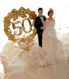 Festa de bodas de ouro, dicas
