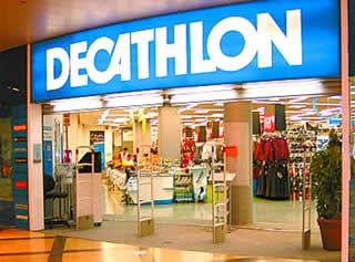 Lojas Decathlon
