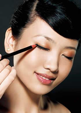 Maquiagem Para Olhos Orientais