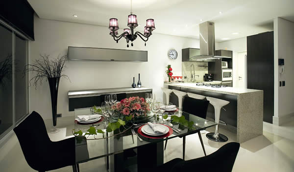 decoracao de interiores sala de jantar:Decoração de Interiores Casa: SALA DE JANTAR