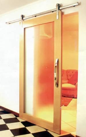 Portas de madeira de correr, preço, Preço de portas de correr de madeira