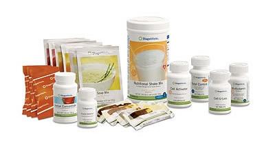 Produtos da Herbalife