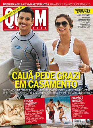 Revista Quem 2011 online