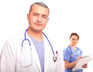 Trabalhar na Área de Saúde