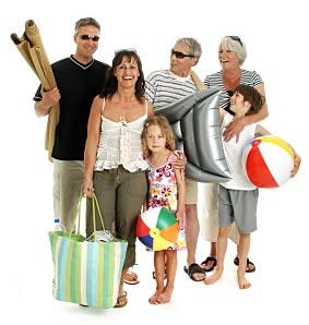 Viagens com a Família