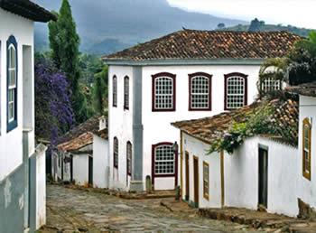 Viajar para Minas Gerais