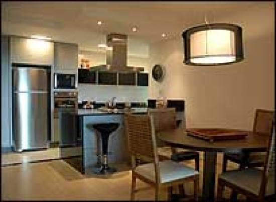 decorar cozinha moderna:COMO DECORAR SALA PEQUENA COM COZINHA AMERICANA