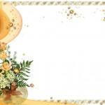moldura convite casamento 2
