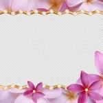 molduras para convite de casamento