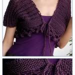 receita bolero de trico