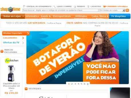 site-shoptime-combr