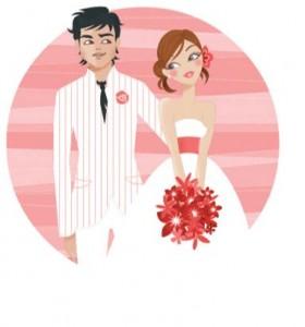 Modelos De Noivinhos Para Convite Para Casamento