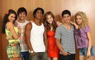 Cast da Rede Record - Rebelde