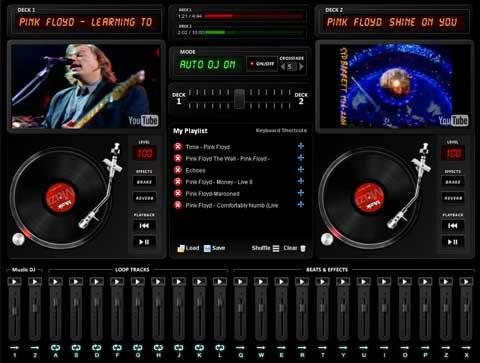 DJ-mixer-online