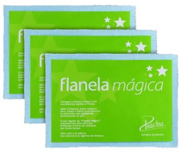 Flanelas Mágicas