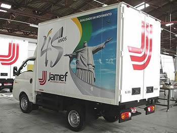 Jamef Transportes SP