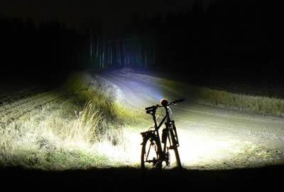 Lanterna para Bicicleta