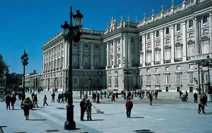 Viajar para Espanha