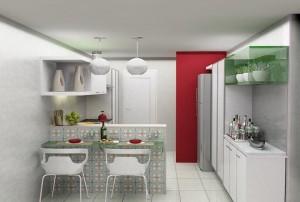 Cozinha Americana Simples - Pinterest • O catálogo de
