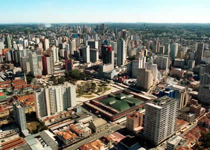 Clima em Curitiba