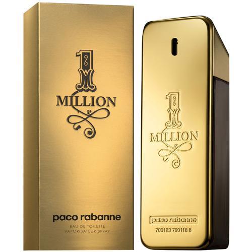 Million Paco Rabanne masculino, preço, Perfume One Million masculino 50ml Paco Rabanne