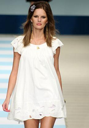 Modelos de Vestidos brancos para o réveillon 2012, Dicas de vestidos brancos para o reveillon