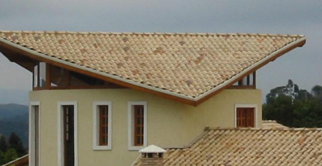 Telhados Modernos