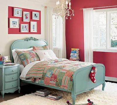 decoracao-para-quarto-feminino projetos de casa gratis