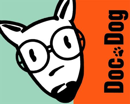 logo doc dog