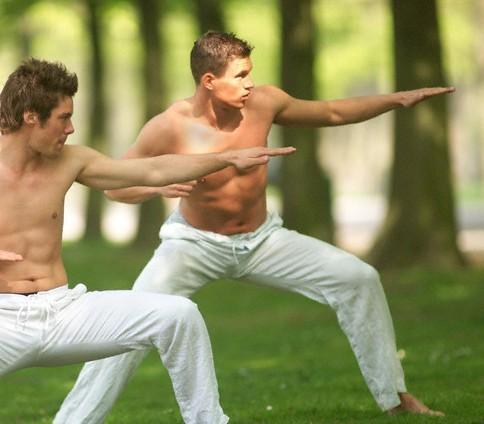 Curso de artes marciais grátis