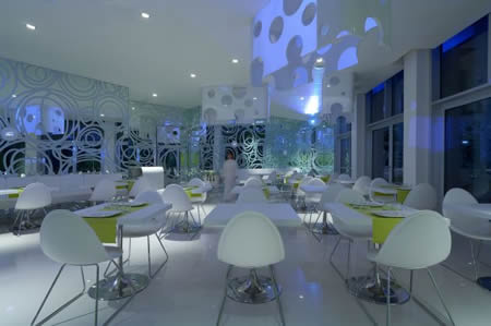 Decoração de Restaurante e Bar 6
