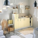 Fotos de lavanderias residenciais decoradas3