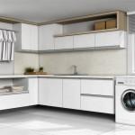 Fotos de lavanderias residenciais decoradas6