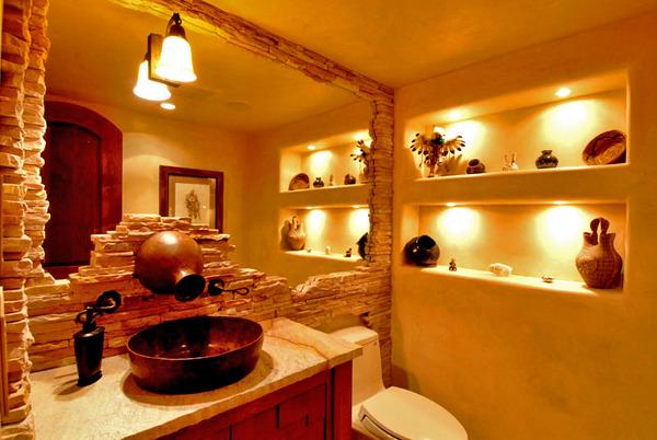 decoracao banheiro nicho – Doitricom -> Nicho Para Banheiro