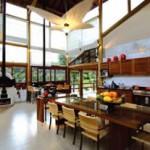 Projetos de cozinhas com fogão a lenha2