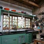 Projetos de cozinhas com fogão a lenha3
