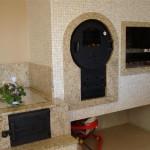 Projetos de cozinhas com fogão a lenha5