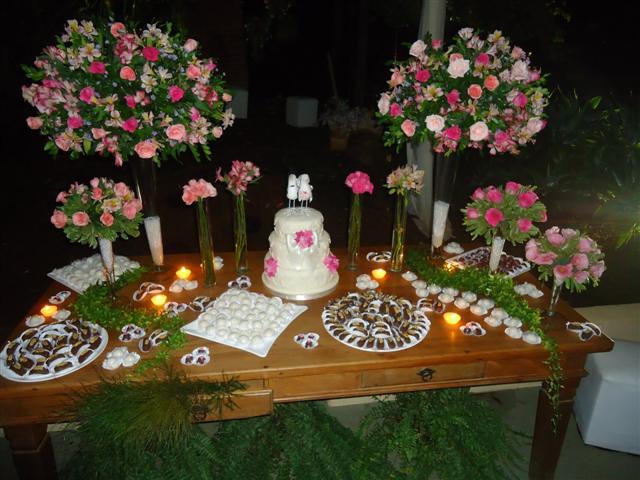 Decoração De Casamento à Noite Ao Ar Livre Pictures to pin on