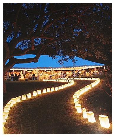 casamento no campo à noite3
