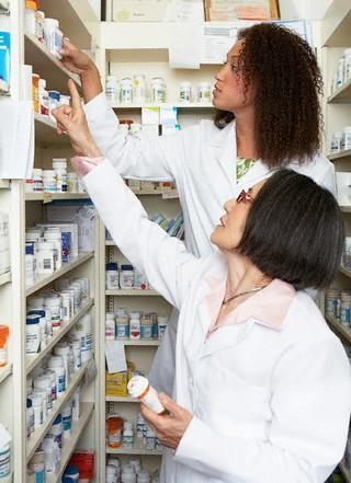 Curso de balconista de farmacia