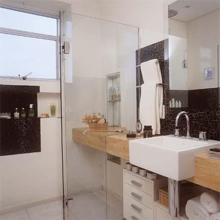 decoracao banheiro nicho : NICHOS PARA BANHEIROS PEQUENOS