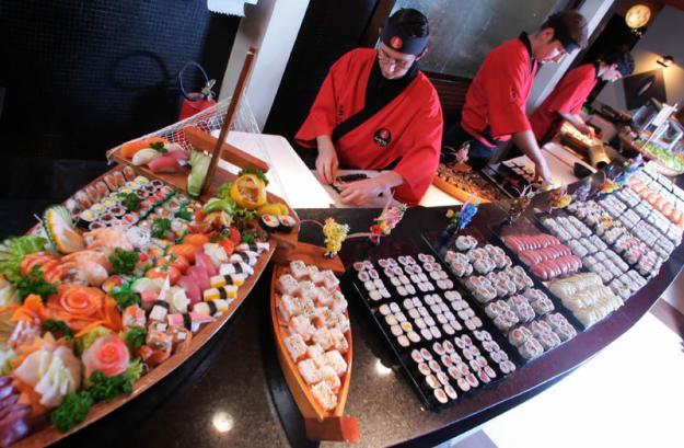 Curso de sushiman rj