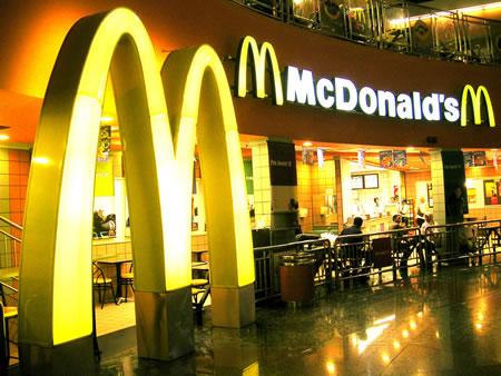 200 vagas para atendente no McDonald's