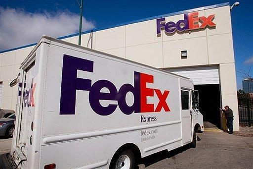 FedEx Curitiba - Telefone e endereço