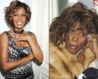 Fotos recentes de Whitney Houston