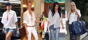 Como Montar Diferentes Looks com Camisa Branca